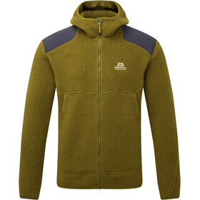 Mountain Equipment Moreno Veste Homme, fir green/blue nights